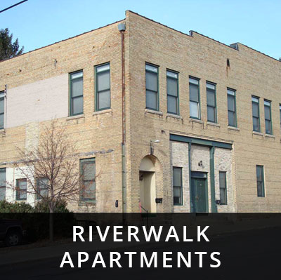 Riverwalk Apartments for rent Little Falls MN