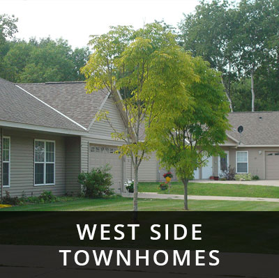 West Side Townhomes for rent Little Falls MN