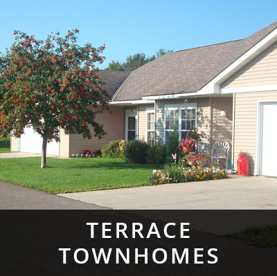 Terrace Townhomes for rent Long Prairie MN