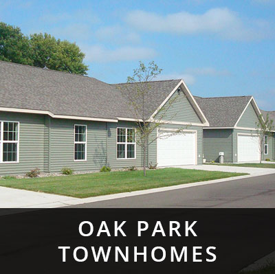 Oak Park Townhomes for rent Motley MN