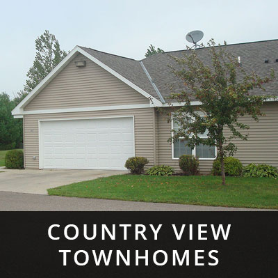 Country View Townhomes for rent New York Mills MN