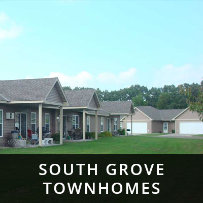 South Grove Townhomes for rent Pierz MN