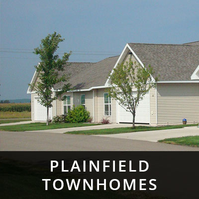 Plainfield Townhomes for rent Rice MN
