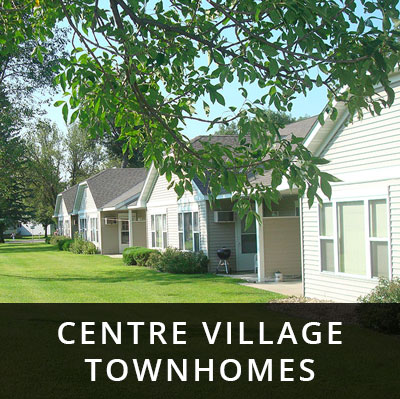 Centre Village Townhomes for rent Sauk Centre MN