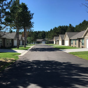 Little Falls Evergreen Terrace Townhomes
