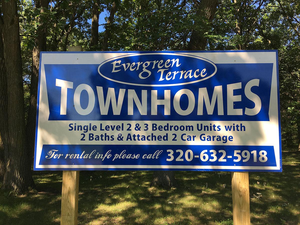 Little Falls Evergreen Terrace Townhomes
