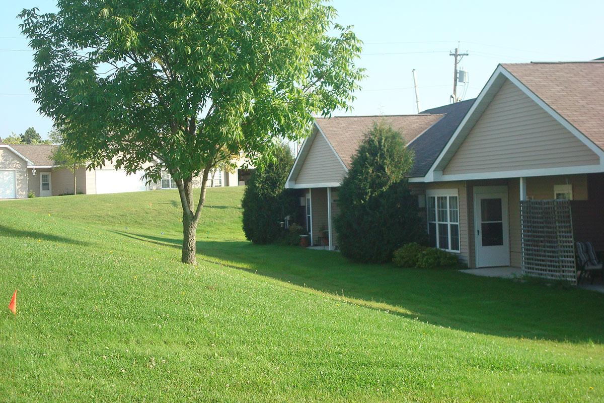 Long Prairie Terrace Townhomes
