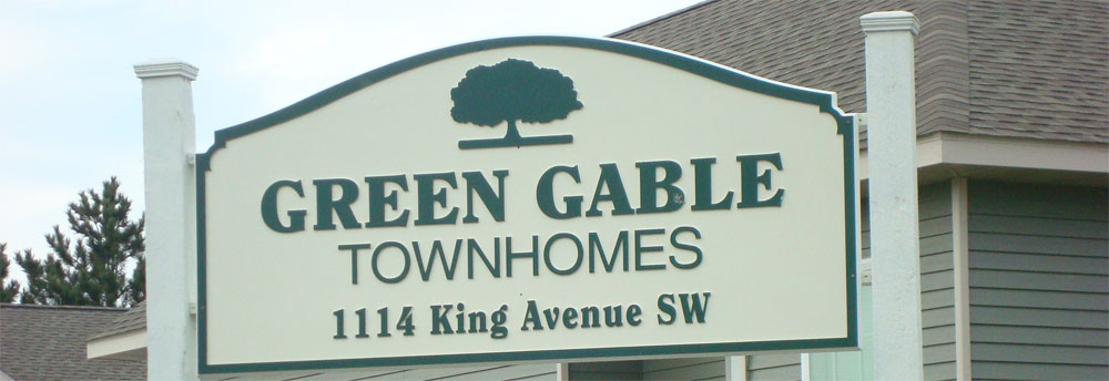 Green Gable Townhomes Wadena MN