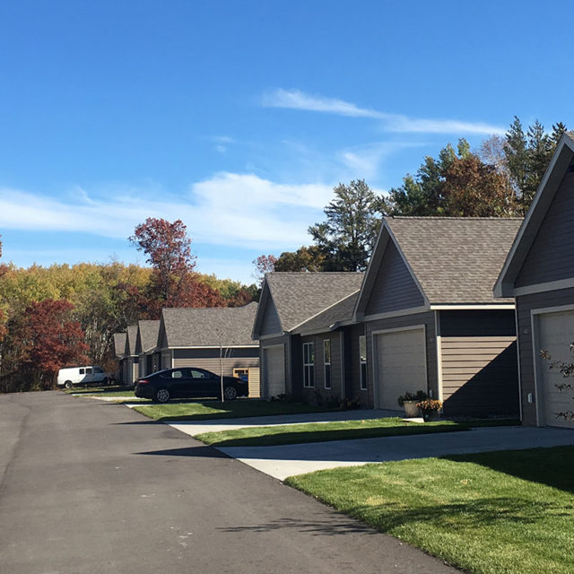 The Pullman Townhomes for rent Staples MN